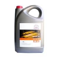 TOYOTA Engine Oil 5W30 SL CF-4, 5л 08880-80845